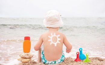 Qual o melhor protetor solar para criança?