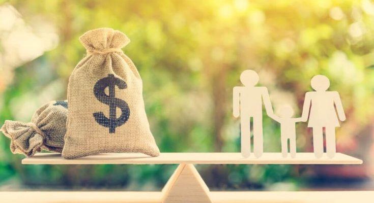 Despesas Gerais Familiares dos filhos